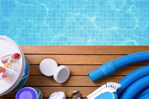 pool-cleaning supplies