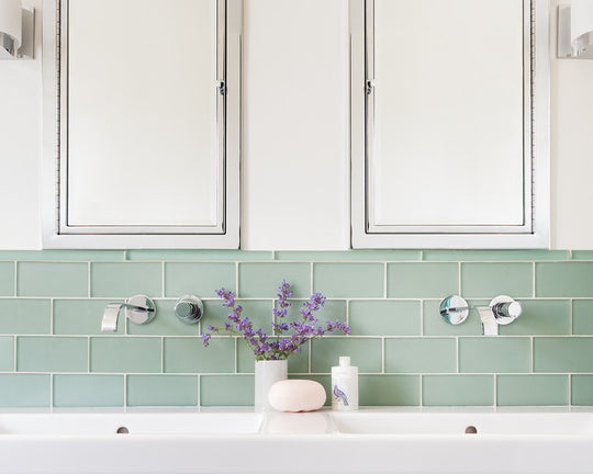 Sea Glass Tiles