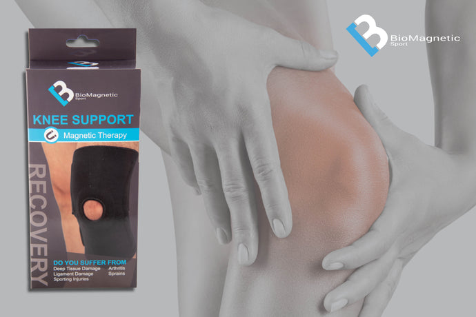 Benefits of a Magnetic Knee Support