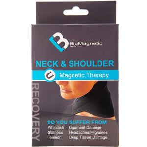 Magnetic Neck and Shoulder Wrap - BioMagnetic Sport