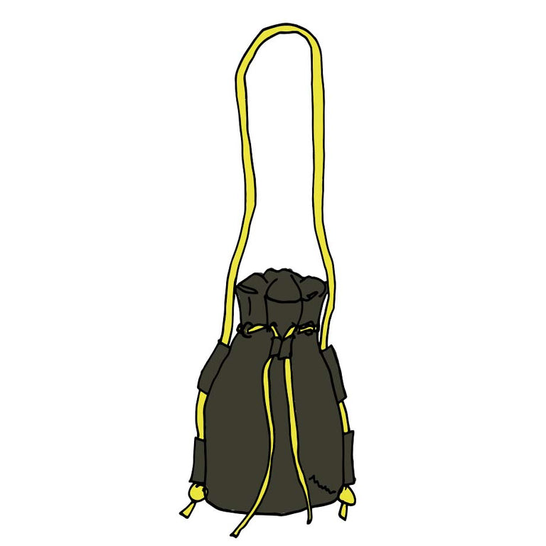 BIZZERK BUCKET BAG