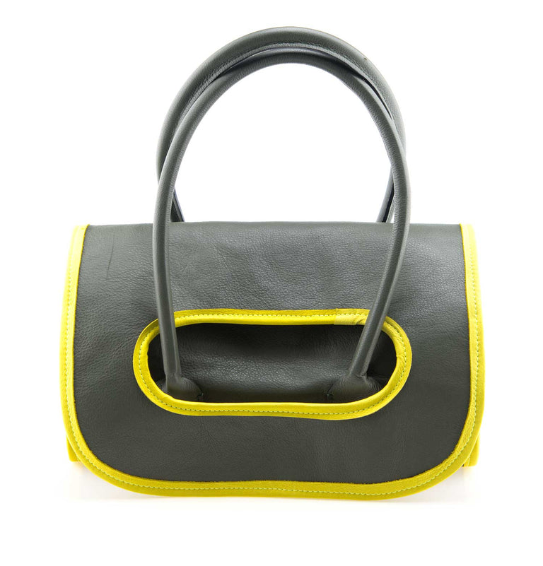 Party Line Bag - Leather