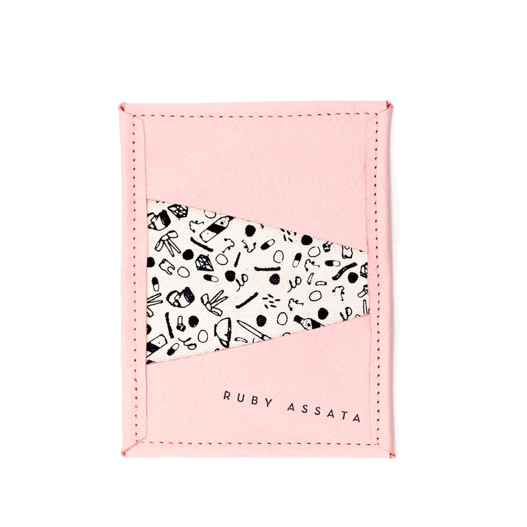 Saltwater Taffy Pink Tiny Wallet