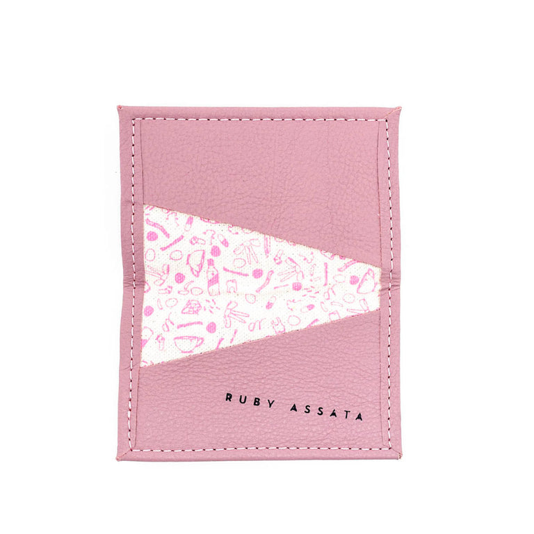 Ultra Ultra Violet / Pink Tiny Wallet