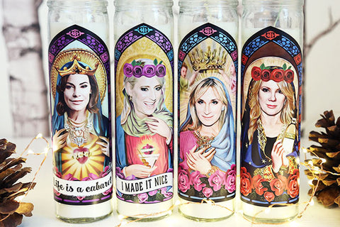 Real Housewives of New York RHONY candles