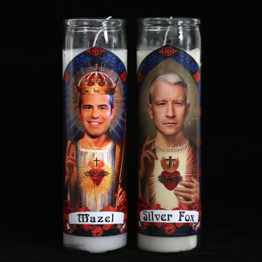 Patron Saint of Real News - Anderson Cooper
