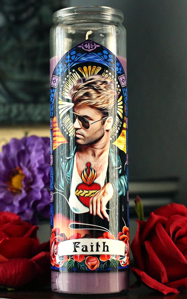 Patron Saint of Faith - George Michael