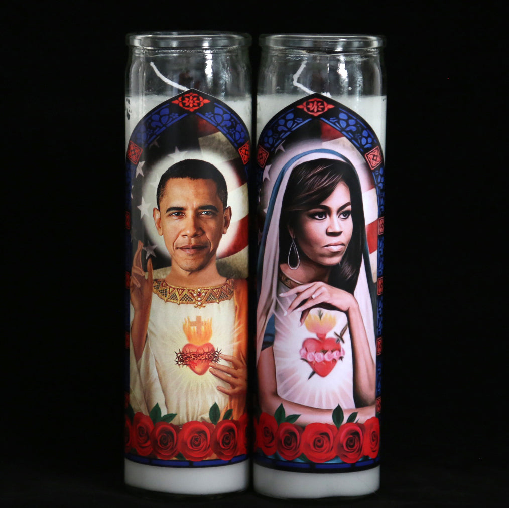 Saints Michelle and Barack