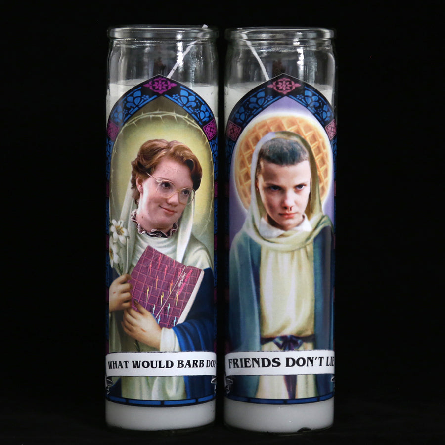 Saints Barb and Eleven