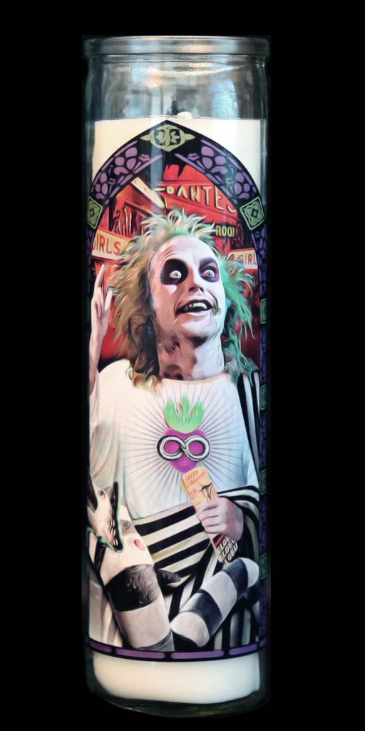 Patron Saint of the Recently Deceased - Beetlejuice