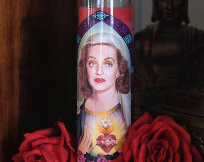 Patron Saint of Feuds - Bette Davis
