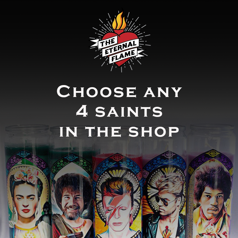 Choose any 4 saints