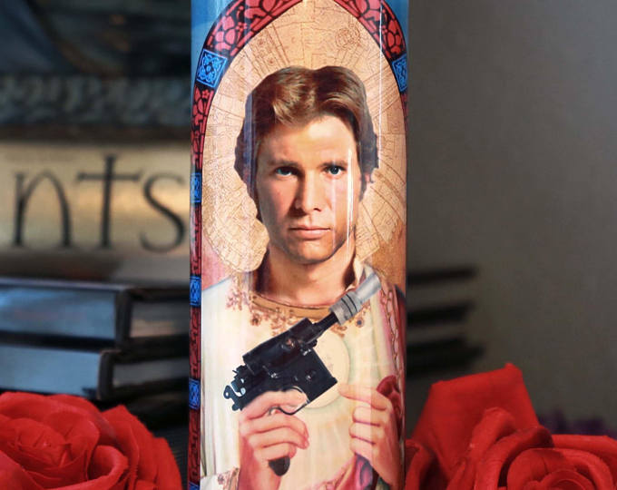 Patron Saint of Shooting First - Han Solo
