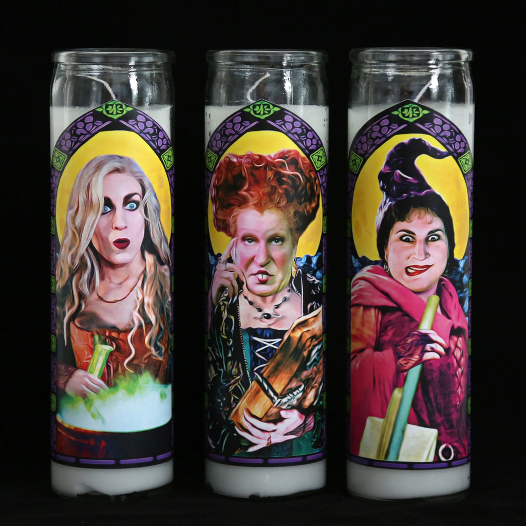 Patron Saints of the Black Flame - Hocus Pocus