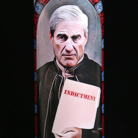 Patron Saint of Indictments - Robert Mueller