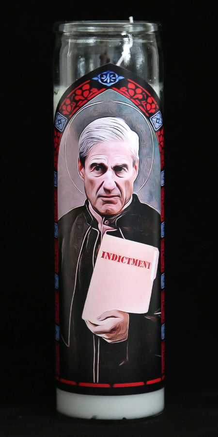 Patron Saint of Indictments