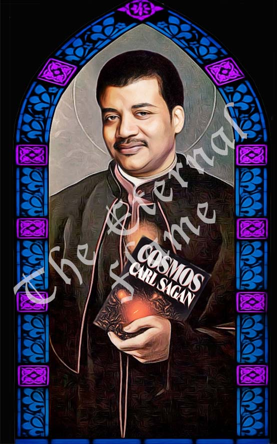 Patron Saint of the Cosmos - Neil deGrasse Tyson