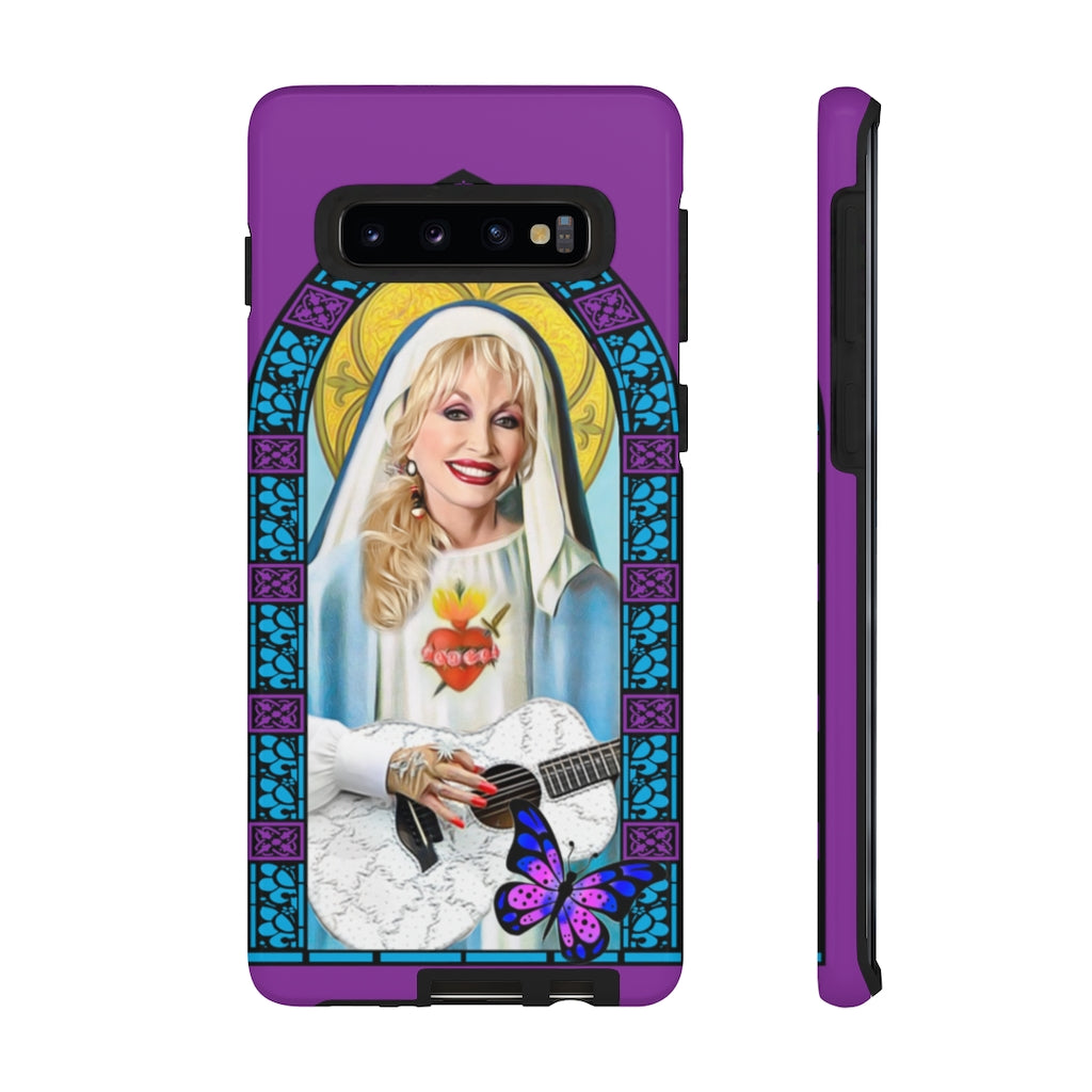 Saint Dolly Phone Case - tough case