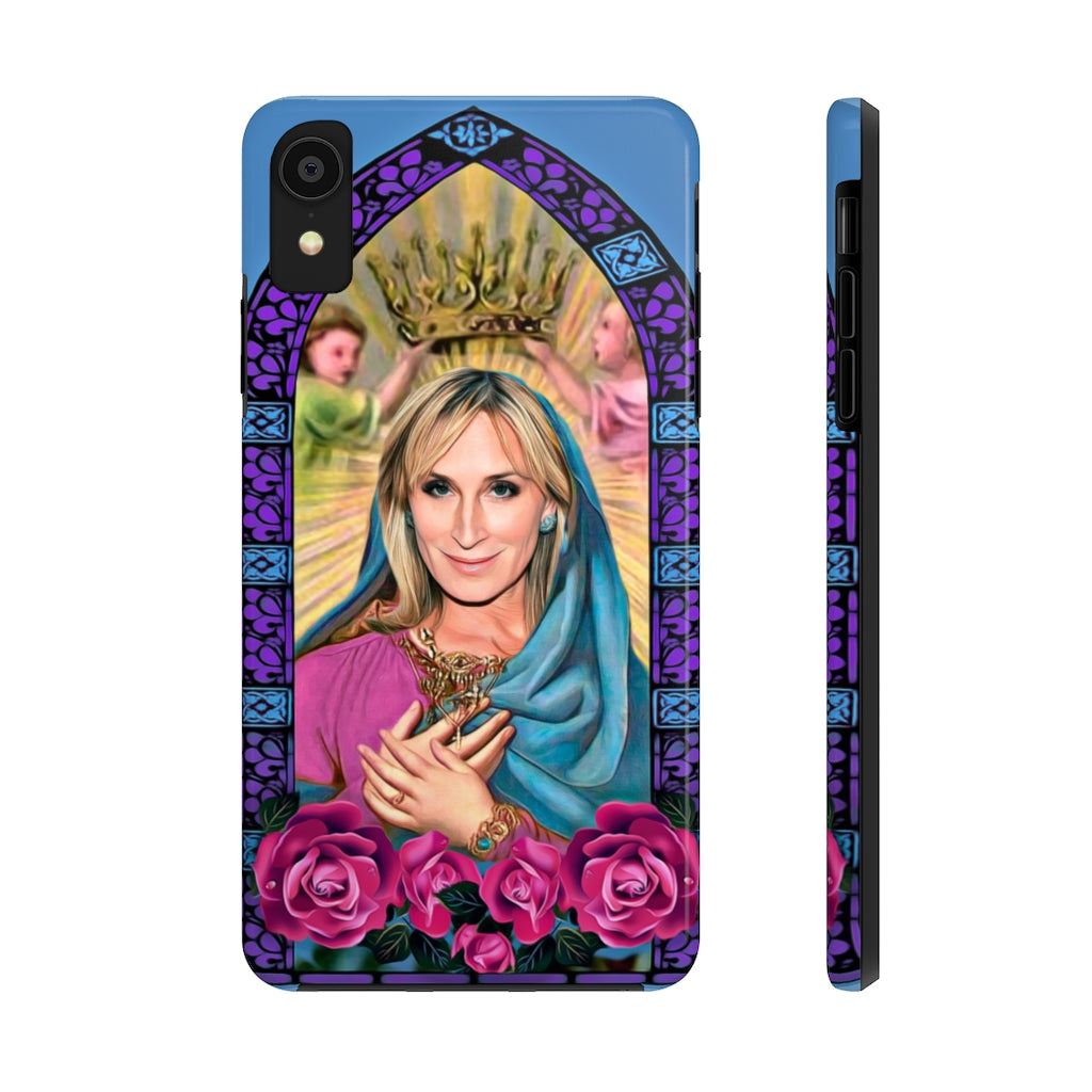 Our Lady of Going Commando Phone Case