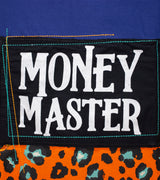 MEN MONEY MASTER SHORT SLEEVE T-SHIRT - NAVY