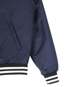 MEN BOMBER JACKET - NAVY