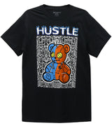 MEN HUSTLE SHORT SLEEVES T-SHIRT