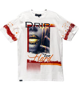 MEN DRIP TOO HARD GOLD IS FOR THE HONEYS T-SHIRT