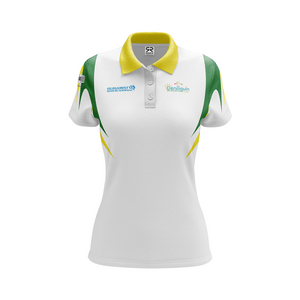 LADIES AUSTRALIAN WATERSKI TEAM SUPPORTERS POLO SHIRTS