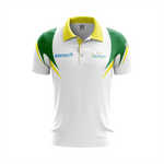 MENS AUSTRALIAN WATERSKI TEAM SUPPORTERS POLO SHIRTS