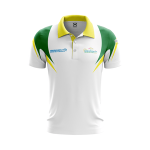YOUTH AUSTRALIAN WATERSKI TEAM SUPPORTERS POLO SHIRT