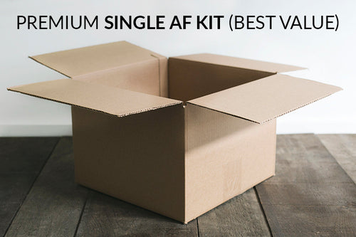 Premium Single AF Kit (BEST VALUE)