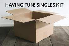 Load image into Gallery viewer, Having Fun! Singles Kit
