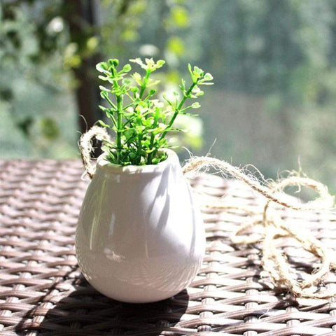 Ceramic Hanging Pot - Zandes