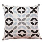 Simple Geometric Throw Pillowcase - Zandes