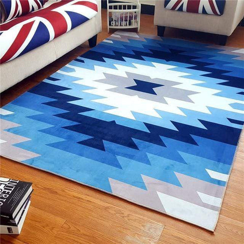 Quadrangle Rug - Zandes