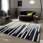 Luxury European-Style Abstract Carpet - Zandes