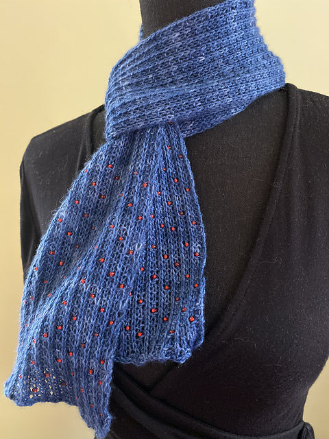 Imbolc's Light Scarf Kit - Multiple Color Options