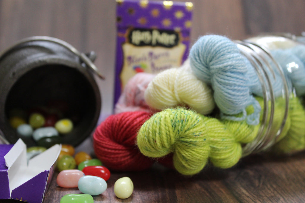 Every Flavor - Magic Mini Skein Set