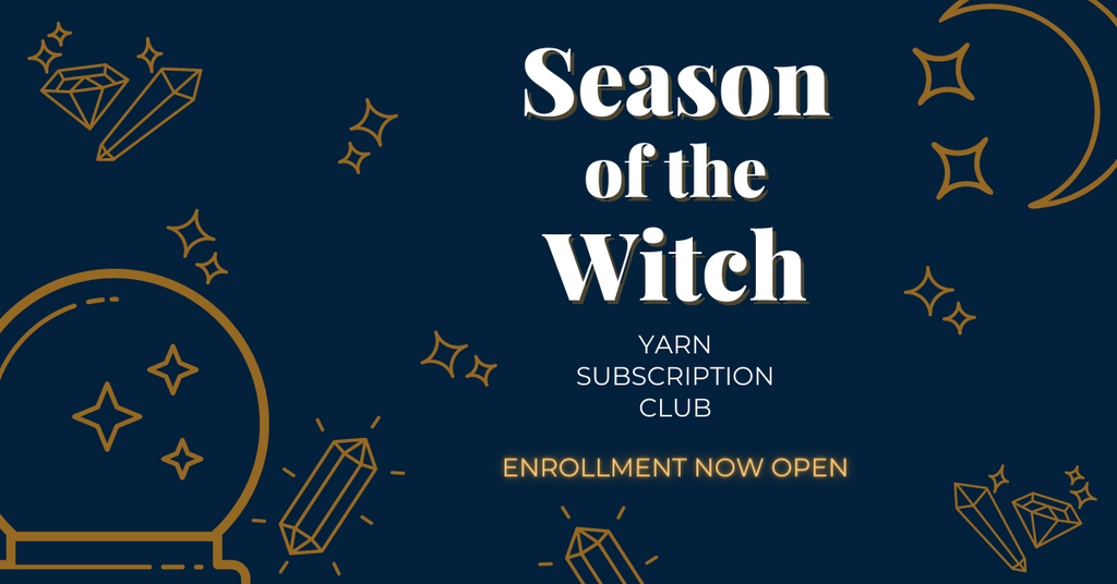 Season of the Witch Yarn Subscription