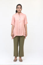 Load image into Gallery viewer, Pink Short Sleeve Top