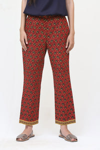 Flower Power Yellow pants