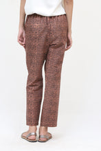 Load image into Gallery viewer, Dusty Pink zig zag pants
