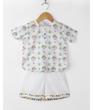 Circus Clown Pyjama Set