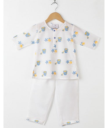 Bucket Shell Pyjama Set