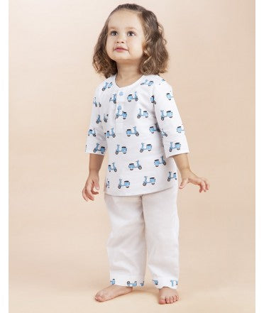 Scooter Pyjama Set
