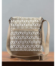 Load image into Gallery viewer, Raabta Sling Bag : Beige