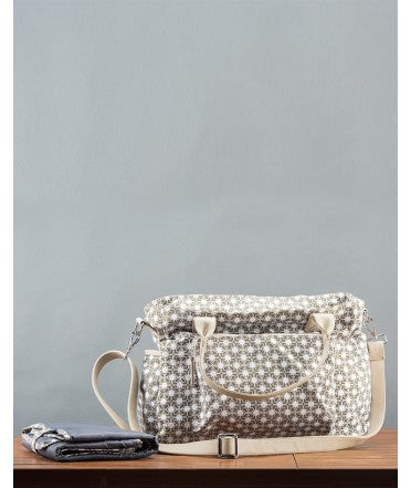 Khushi Diaper Bag : Beige