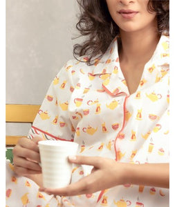 Tea Time Pyjama Set