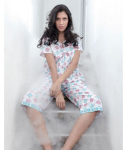 Load image into Gallery viewer, Jaali Pyjama Set