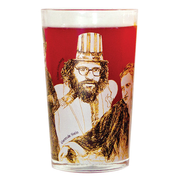 Jews Glasses - Set of Four